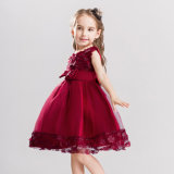 Children Wedding Party Dresses Kids Evening Fashion  Dress