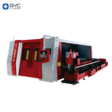 High Precision1000W Carbon Fiber Laser Cutting Machine for Stainless Steel Sheet / Metal Pipe / Tube
