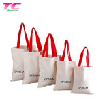 Promotional Custom Canvas Cotton Tote Bag Reusable Shopping Bag