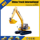 Small/Mini Agricultural Machinery Crawler Digger/Excavators Xe215c with Isuzu Bb-6bg1trp Engine for Sale