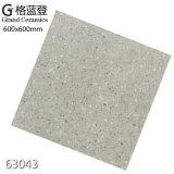 Antiqu Concret Cheap Porcelain Larg Micro Flower Design Natur Cement Stone Terrazzo Wall Floor Tile Malaysia