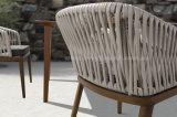 Hand Craft Great Waterproof Home Dining Table Set Hotel Weaving Patio Outdoor Garden Outdoor Dining Furniture