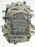 Fashion Camouflage Military Tactical Backpack Hiking Bag