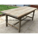 French Style 10 Seat Reclaimed Wood Farm Dining Table (AF-126)
