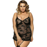 2017 New Arrivals High Quality Wholesale Plus Size Sexy Lingerie