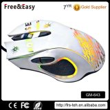 Wholesale Driver USB Flat Optical Wired Gaming Mouse