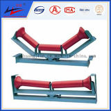 Double Arrow Steel and HDPE Friction Roller to Adjust Belt Deviation