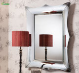 China Suppliers Clear Float Silver Mirror Glass for Home Decorative
