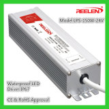 24V 6.2A 150W Waterproof IP67 Constant Voltage LED Power Supply Lps-150-24
