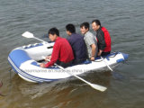 2.9m Inflatable Boat with Aluminum Floor (FWS-D290)