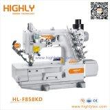 F858 High Speed Flat Bed Interlock Stretch Sewing Machine