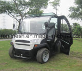 5kw or 5000W Multi-Purpose Electric UTV//Electric Car/E Golf Cart/E Club Car/Lsv/Nev/Micro Car/Green Vehicle with Cargo Box/Dump Bed Ce/ECE