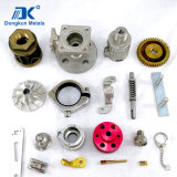 Aluminum and Stainless Steel Lost Wax Investment Casting Parts
