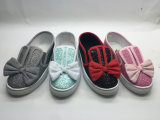 New Style Fashion Kids Shoes with Sequin Decoration (6114)