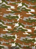 Neoprene Coated with Camouflage Fabric