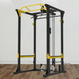 Good Price Multi-Functional Fitness Equipment Smith Machine Cable Crossfit Power Rack