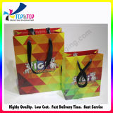 OEM Logo Printed Wholesale Handmade Paper Packaging Bag