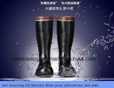 100% Rubber Mining Footwear with Steel Toe, Steel Plate