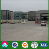 Portal Frame Structural Steel Fabrication Plant
