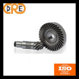 Low Noise and High Precision Bevel Gear Sets
