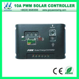 PWM 10A 12/24V Solar Charge Controller (QWP-1410SLC)