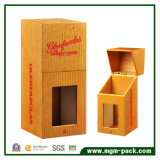 Customized Design Wooden Wine Box with Window