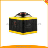 360 Panoramic Camera with WiFi 30m Waterproof Sports DV Camera