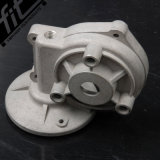 Aluminum Motor Cover for Motorcycle with Die Casting Process