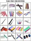 Nail Art Kit Nail Beauty File Professional Sunshine Customized Printed Finger Disposable Nail Buffer Beauty Appliance