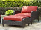 Factory Wholesale Price to Cheap Rattan Outdoor Rattan Garden Furniture
