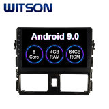 Witson Android 9.0 Car Audio Video for Toyota 2014-2016 Vios 4GB RAM 64GB Flash Big Screen in Car DVD Player
