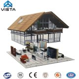 Low Cost New Designed Modern Modular Prefab Prefabricated Light Steel Structure Frame Sandwich Panel Small Kit Tiny Homes House Easy Assemble Best Price