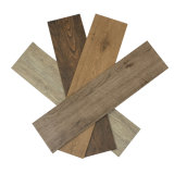 Wood Plank Porcelain Ceramic Tile for Floor Wall Building Material