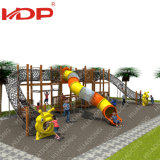 Hot Sale Children Wooden Outdoor Playground