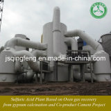 Sulfuric Acid Plant Based on Gas Recovery From Gypsum Calcination