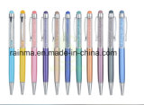 High-End Bling Bling Stylus Crystal Ball Pen Metal for Promotion