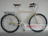 retro vintage city bicycle