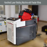 Handheld Fiber Continous Laser Welding Machine with Ipg Raycus Max Laser Source