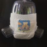 Custom Brand Fluff Pulp Material Baby Pants Diaper
