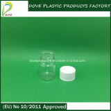 30ml Pet Plastic Capsule Bottle for Screw Cap