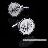 VAGULA Trend Silver French Cuff Links