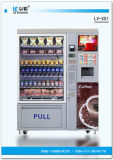 Automatic Snack/Cold Drink and Coffee Vending Machine Price (LV-X01)