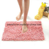 Chenille Feather Yarn Floor Carpet 100% Polyester
