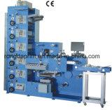 UV Dryer Label Flexo Printing Machine