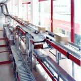 Heavy Duty Powered Roller Conveyor Stainless Steel Roller Table Conveyor