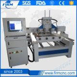 Multi Effeciency 4 Spindles Cylinder CNC Engraving Router Machine