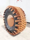 China Wheel Loader Tyre Skid Protection Crawler Chain