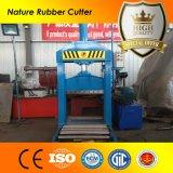 Single Knife Hydraulic Rubber Cutting Machine, Rubber Bale Cutter