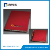 PU Cover Notebook Printing Service (DP-N001)