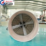 Wall Mounted Aluminium Blade Industrial FRP Cone Exhaust Fan for Dairy Farm